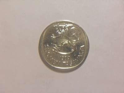 Монета 1 Марка 1984 год Финляндия в Москве Фото 1