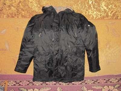 куртку Burberry верхняя одежда в Омске Фото 1