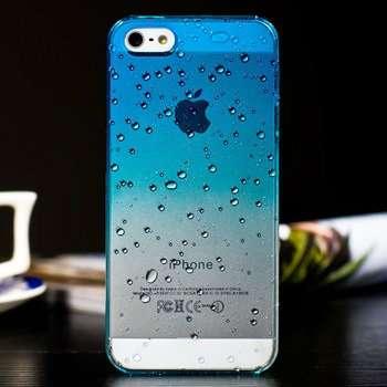 Чехол задник для iPhone 5 /5S Капли в Санкт-Петербурге Фото 2