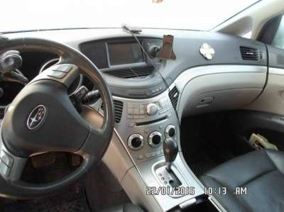 автомобиль Subaru Tribeca