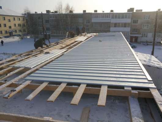 Строительные и ремонтные работы в Барнауле Фото 3