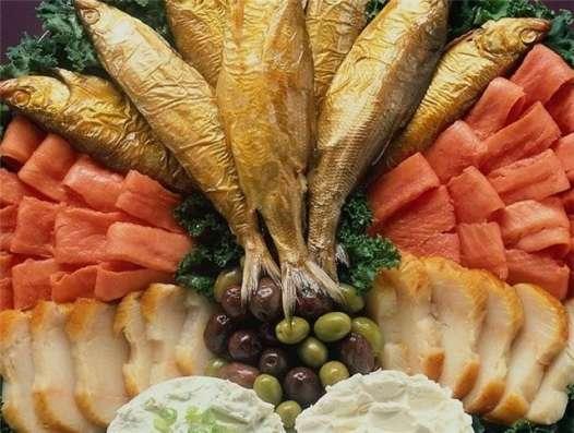 Производство, переработка рыбы и морепродуктов