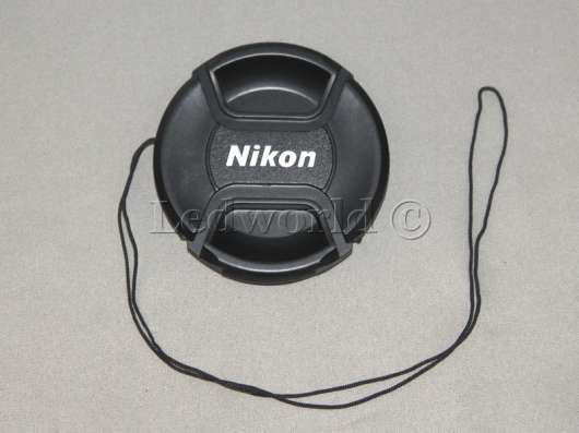 Крышка со шнурком для Nikon 67 mm