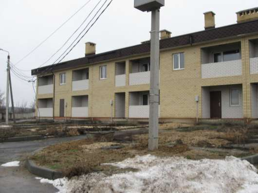 Продам квартиру в таунхаусе на Ангарском
