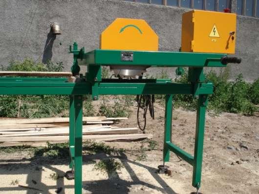 Кромкообрезной станок Тайга К1 (электрический) в Красноярске Фото 1