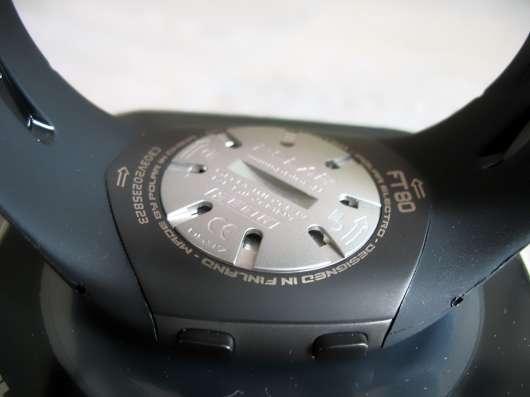 Спортивные часы-пульсометр Polar FT80. в Санкт-Петербурге Фото 1