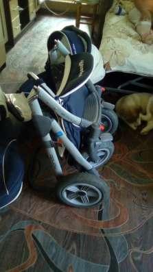 Продаётся коляска 2 в 1 Expander Mondo Grey в Москве Фото 1