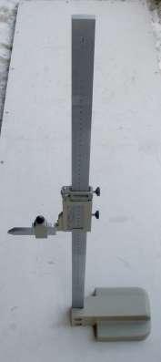 Штангенрейсмас ШР-630-0,1 ГОСТ 164-90