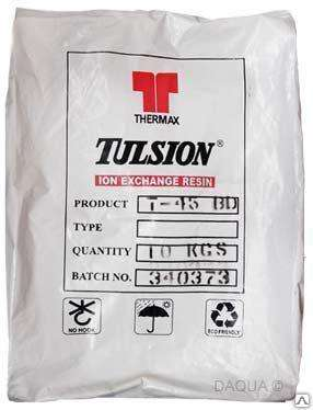 Ионообменная смола Tulsion (Тульсион) T42 Na-форма меш.25 л