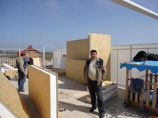 Строительство теплых домов