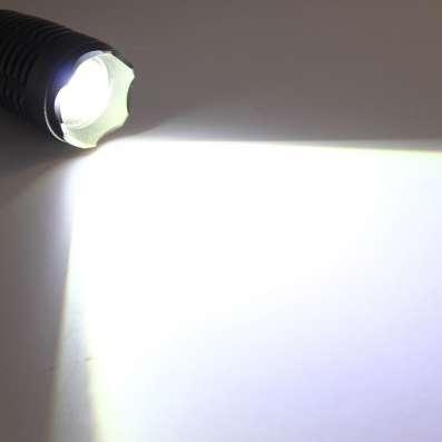 Светодиодный фонарь 2500lm на cree XM-L T6