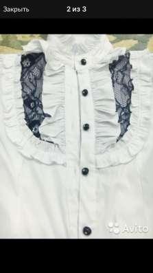 Блузка рост 122