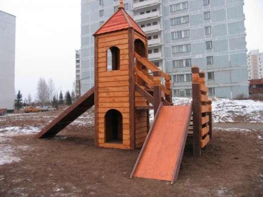 Детские игровые комплексы для детей в Подольске Фото 2