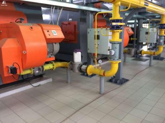 Строительство промышленных котельных в Краснодаре