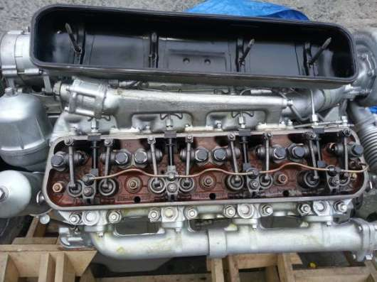 ЯМЗ-238д турбо;238л;238м2;КПП-238а-239 с хранения.