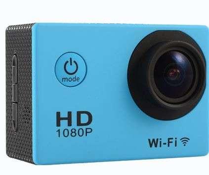 SJCam 4000+ Wi-Fi. Новая экшен камера