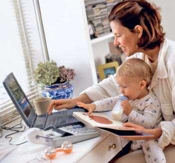 Работа только дома, без продаж и вложений.