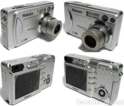 фотоаппарат Rekam Presto-SL4