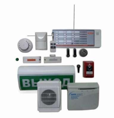 Пожарная сигнализация, комплектация, монтаж, тех. обслуживан