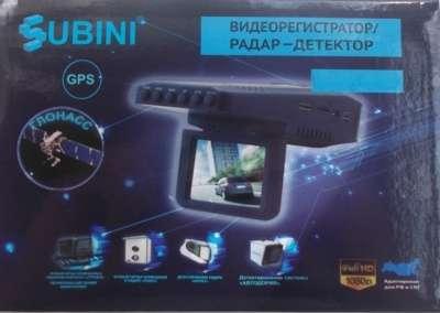 Видеорегистратор 3 в 1 SUBINI STR 835 в Калининграде Фото 1