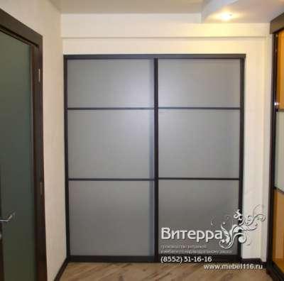 Раздвижные двери и перегородки в Набережных Челнах Фото 4