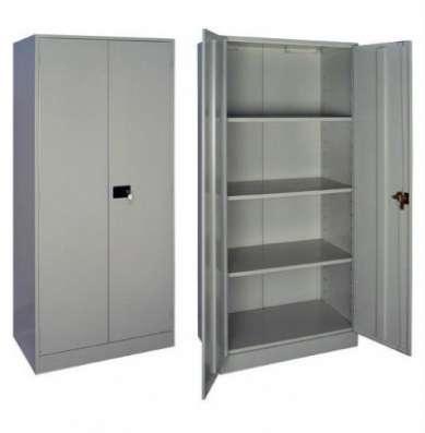 Шкаф металлический архивный ШАМ-11/400