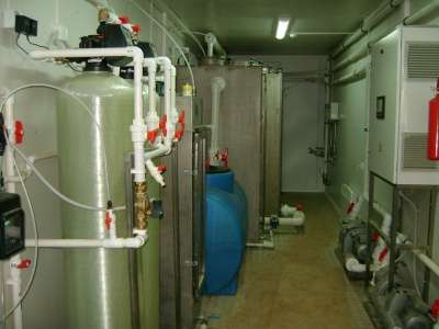 Очистные сооружения. Очистка сточных вод ЗАО ЭкоПромКомпания БМОС 140