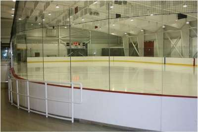Стекла для хоккейных бортов