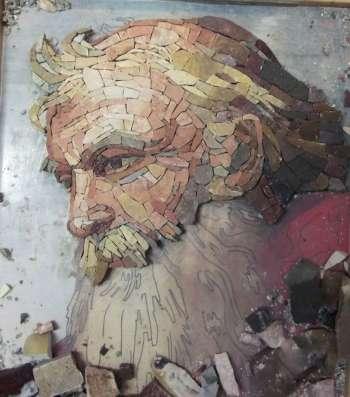 Художественная мозаика в интерьере в Санкт-Петербурге Фото 1