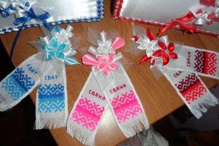 Бутоньерки для свадьбы в г. Черновцы Фото 1