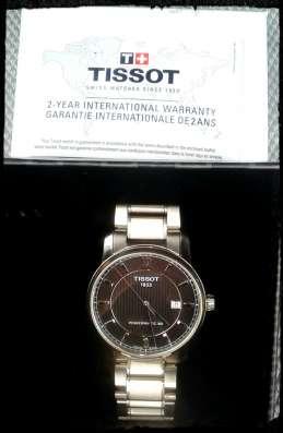 Часы Tissot Titanium Automatic