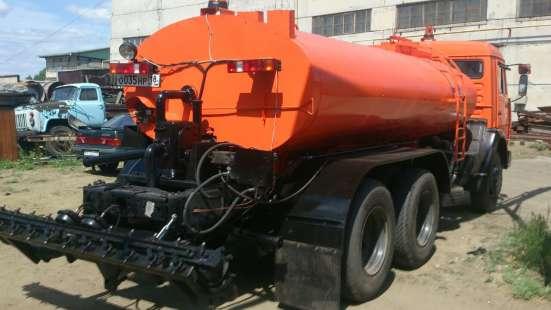 Автогудронаторное оборудование ТМ-8,0Г в Кургане Фото 3