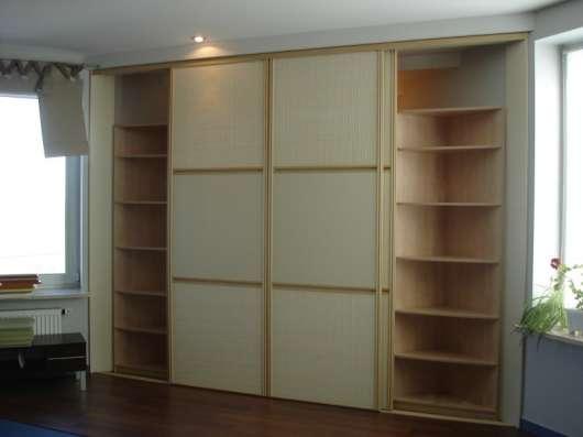 Мебель для прихожей, шкафы, шкафы-купе в Уфе Фото 1