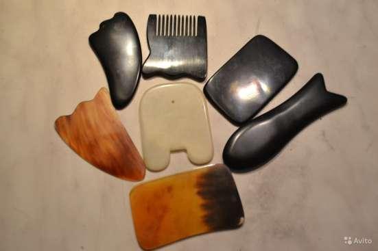 Пластины Гуаша для массажа в Москве Фото 4