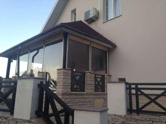 Шторы для веранд и террас кафе и ресторанов по Краснодару и Фото 5