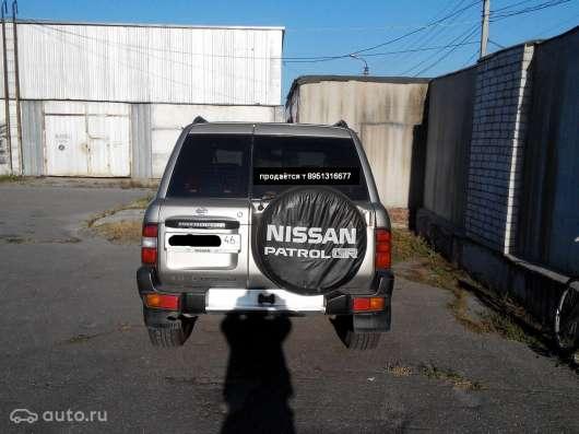 Nissan Patrol, 1999