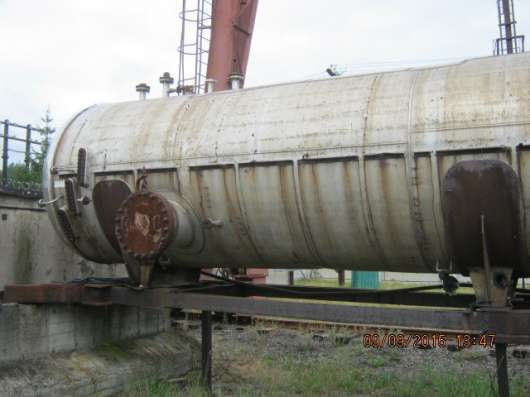Цистерна 25 куб. м, из н/ж стали в г. Кузнецовск Фото 3