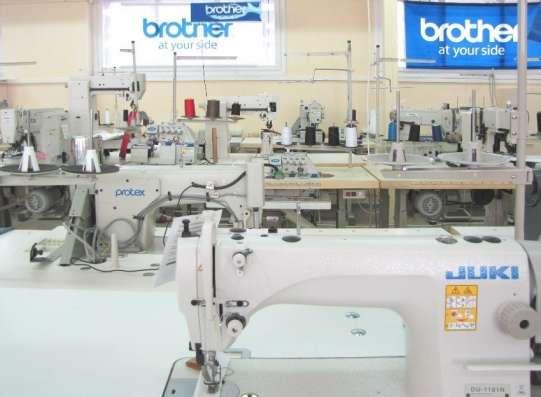 Промышленные швейные машины по оптовым ценам JUKI. BROTHER