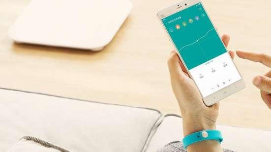 Умные весы Mi Smart Scale Xiaomi