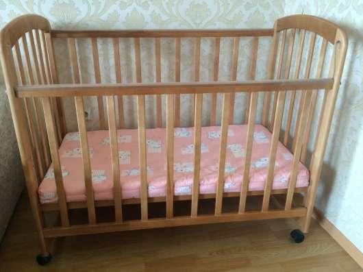 Детская деревянная кроватка в г. Астана Фото 2