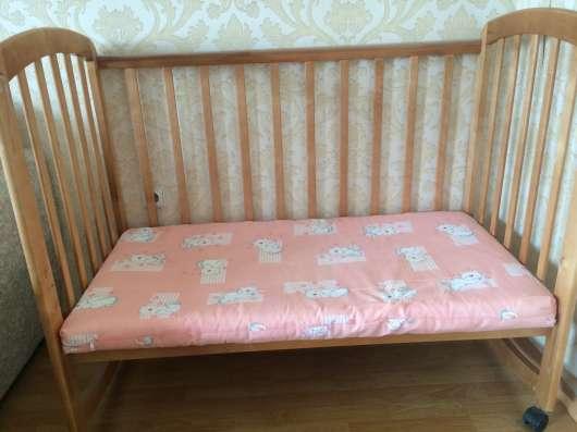 Детская деревянная кроватка в г. Астана Фото 3