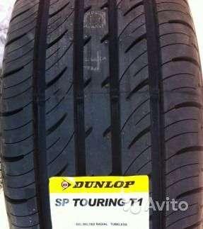 Новые Dunlop 205/60 R16 SP T1 92H