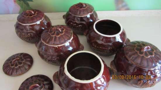Продам горшочки для запекания в г. Доброполье Фото 1