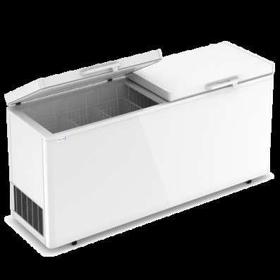 Морозильный ларь СНЕЖ МЛК-800 V -650 литров 2 крышки
