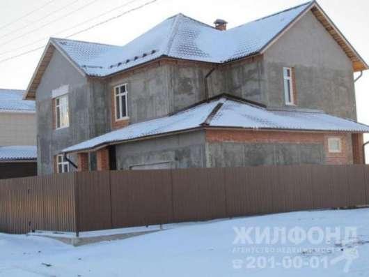коттедж, Бердск, Гранитная, 320 кв.м.