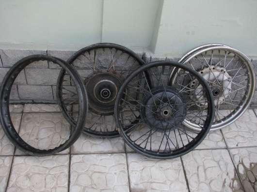 Зап части старых мотоциклов