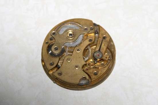 Часы «Павел Буре» – корпус и механизм – 1986 г.в