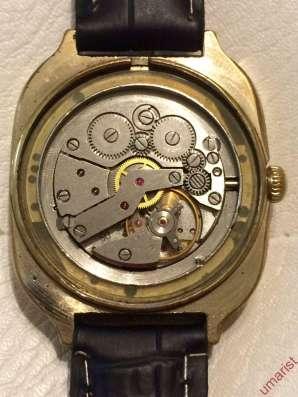Часы Слава СССР позолота, крупная в Балашихе Фото 1