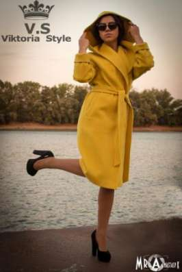 Эксклюзивная коллекция осенних пальто от Viktoria Style в Москве Фото 4