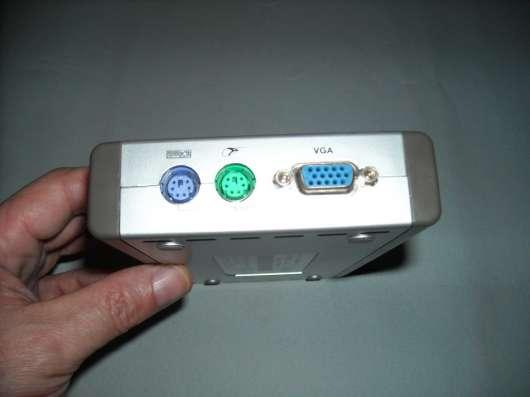 KVM Switch D-Link 4х портовый в г. Чайковский Фото 3